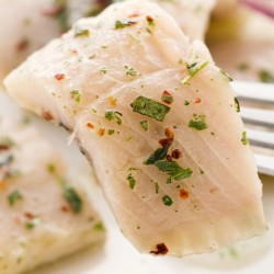 2 x White Haddock Fillets - 500g
