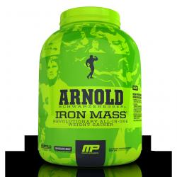 Arnold Iron Mass™-3.6kg-Vanilla Malt