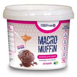 Feel Free Nutrition High Protein Macro Muffin - 100g