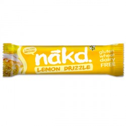 Nakd Lemon Drizzle - 35g Bar