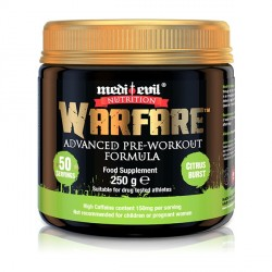 MediEvil Warfare - Pre Workout
