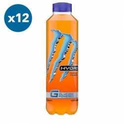 Monster Energy Hydro Tropical Thunder - 12 x 550 ml