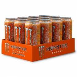 Monster Energy Ultra Sunrise - 12 x 500 ml