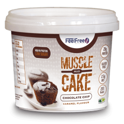 Feel Free Nutrition High Protein Mud Cake - 100g