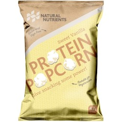 Natural Nutrients Protein Popcorn 30g