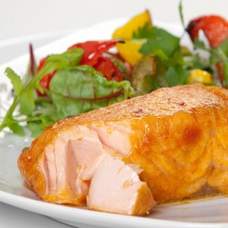 2 x Steam Fresh Piri Piri Salmon - 250g