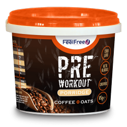 Feel Free Nutrition Pre Workout Porridge 85g