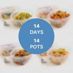 10 Meals + 4 Free - Favourites