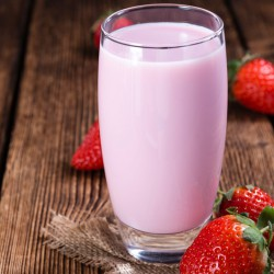 Strawberry Liquid Egg Whites 1 Litre Carton
