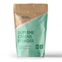 Natural Nutrients Organic Supreme Greens Powder 300g