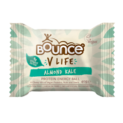 Bounce Vegan 9g Protein Balls - 1x40g - Cashew Peanut