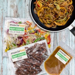Easy Cook™ Satay Beef Stir-Fry ****DELISTED****