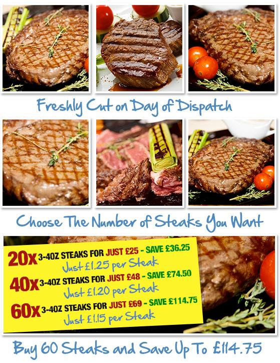 Grass Fed Flat Iron Steak