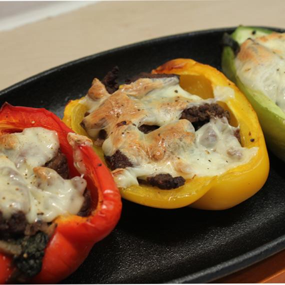 Buffed Peppers