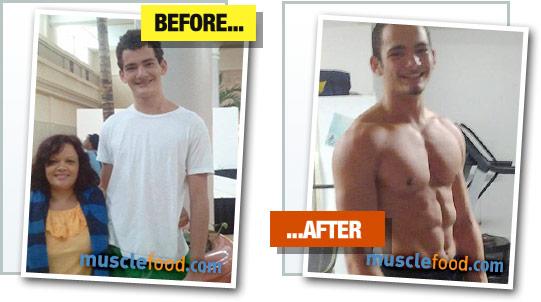 Mark Bakotic - Before & After