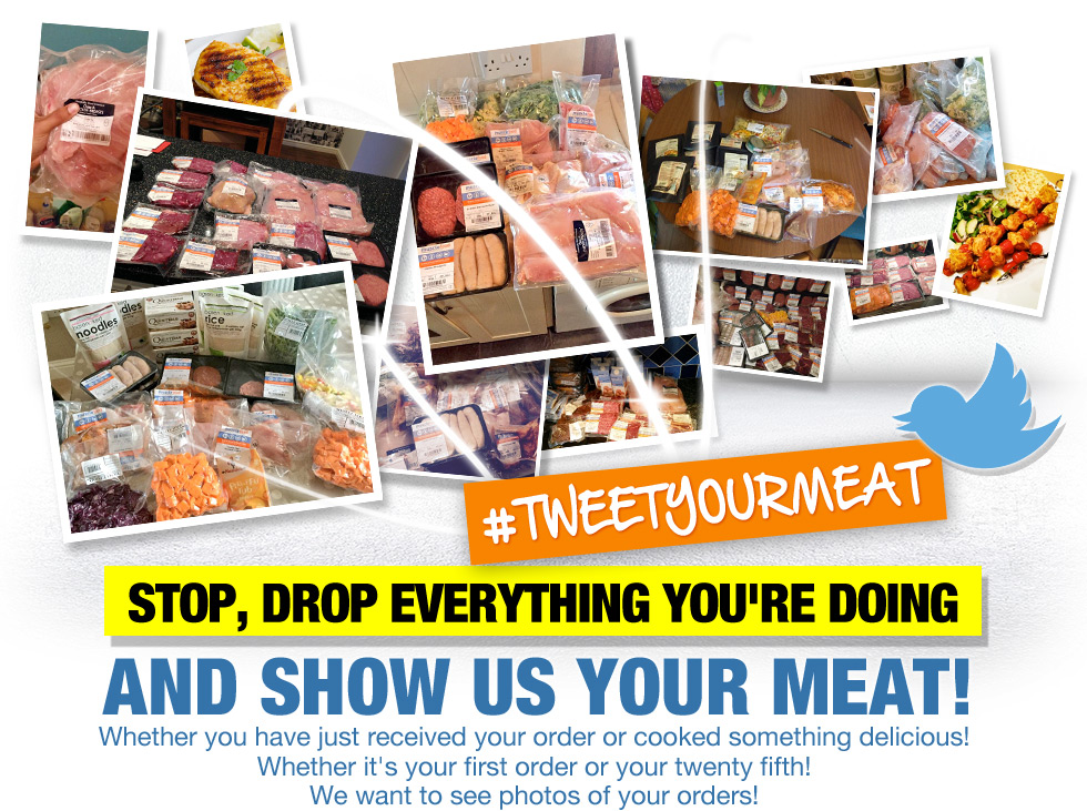 Tweet Your Meat
