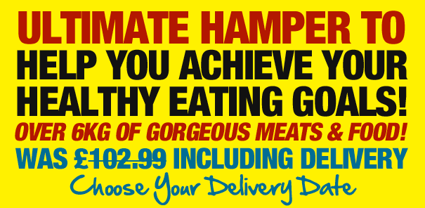 Ultimate Hamper - Was £102.99 Including Delivery