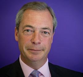 Nigel Farage - Ukip