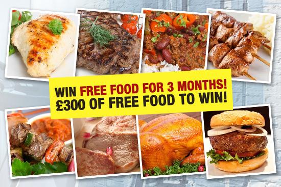 Win Our Super Lean Luxury Meat Hamper