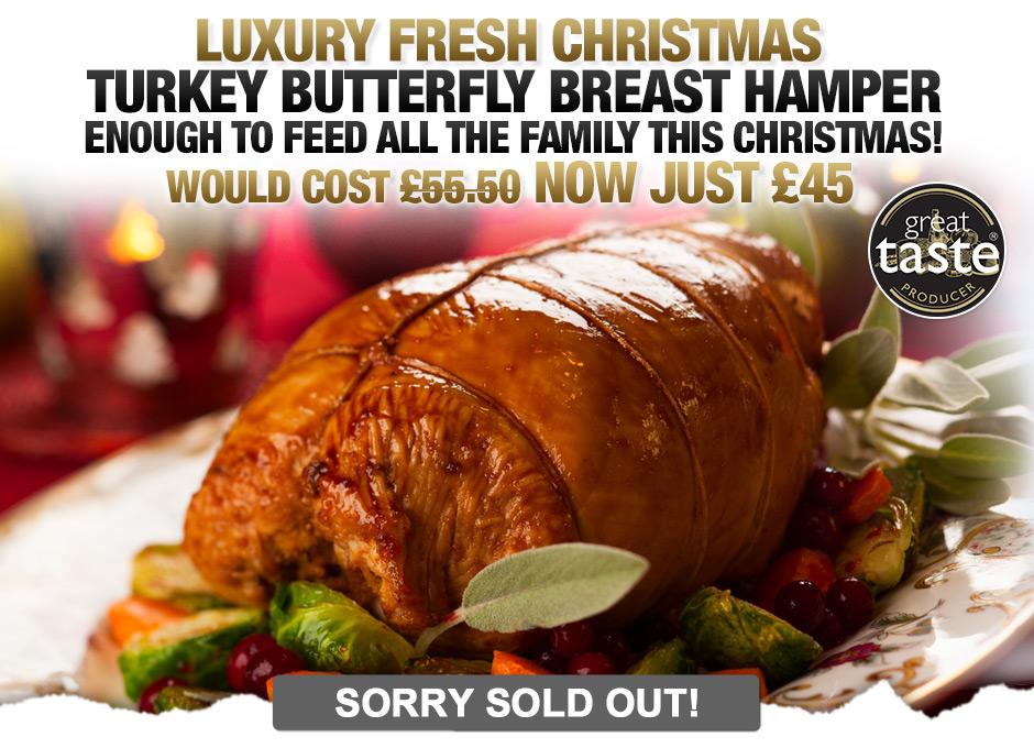 Luxury Fresh Christmas