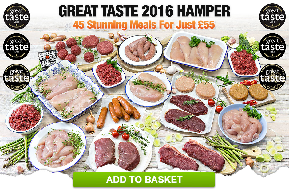 Luxury Great Taste 2106 Hamper