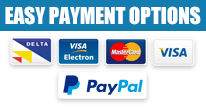 Easy Payment Options