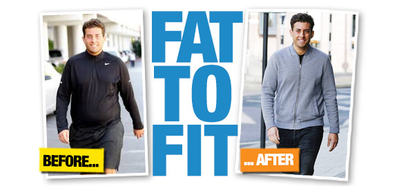 James Argent - Fat to Fit