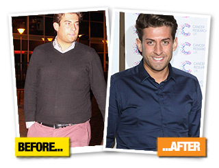 James Argent - WEIGHT LOSS