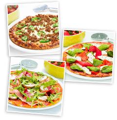Protein Pizzas