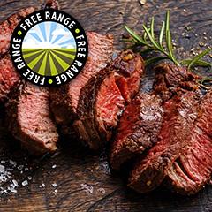 Pure Beef Rump Steaks