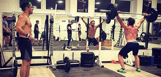 Chris Lifting