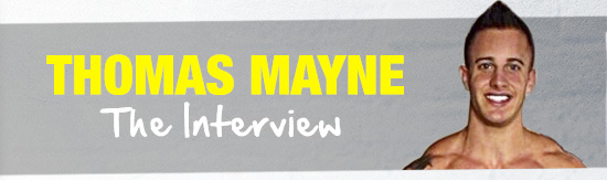 The Interview - Thomas Mayne