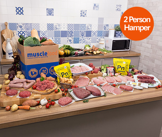 New Customer Offer 2 Person Hamper