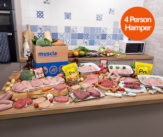 New Customer Offer 4 Person Hamper