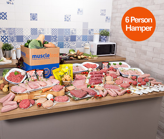 New Customer Offer 6 Person Hamper