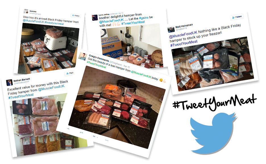 You will LOVE these! Just look at these REAL customers tweets…