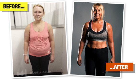 Angela - Before & After
