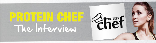 Protein Chef - The Interview