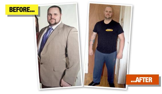 Scott - Before & After