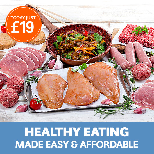 HEALTHY EATING MADE EASY & AFFORDABLE