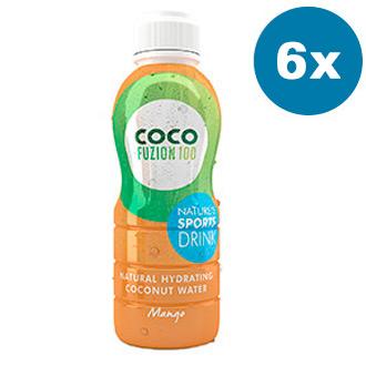 Coco Fuzion 100-6 x 330ml-Mango