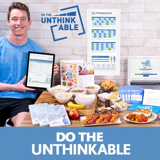 DO THE UNTHINKABLE