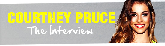 courtney pruce the interview