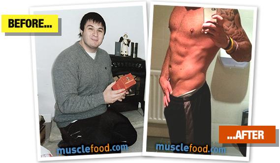 Matt - Before & After