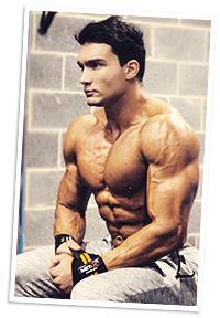Jonpaul in the gym