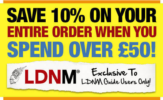 ENTER CODE: LDNSAVE10 AT CHECKOUT TO SAVE 10% OFF YOUR ORDER!