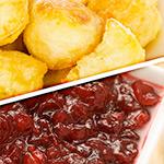 2 x 6oz Turkey and Cranberry Hache Steaks-2 x 6oz