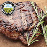 10 x 6-7oz Matured Free Range Rump Steak