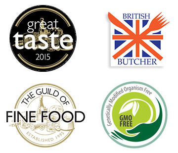 2015 award winners include Cumberland Sausages