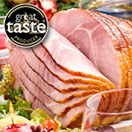 Luxury Easy Carve Ham - 2.5kg